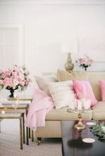 Cozy and Colorful Pastel Living Room Interior Style 18