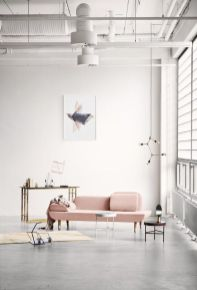 Cozy and Colorful Pastel Living Room Interior Style 21