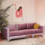 Cozy and Colorful Pastel Living Room Interior Style 32