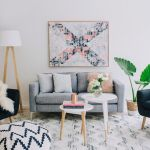 Cozy and Colorful Pastel Living Room Interior Style 41