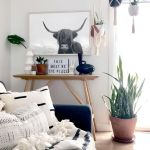 Modern Bohemian Home Decorations and Setup 16