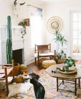 Modern Bohemian Home Decorations and Setup 57
