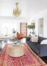 Modern Bohemian Home Decorations and Setup 71