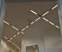 Modern Contemporary Led Strip Ceiling Light Design 13