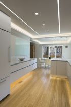 Modern Contemporary Led Strip Ceiling Light Design 19
