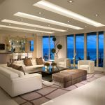Modern Contemporary Led Strip Ceiling Light Design 20