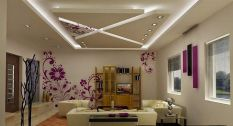 Modern Contemporary Led Strip Ceiling Light Design 23