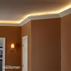Modern Contemporary Led Strip Ceiling Light Design 40