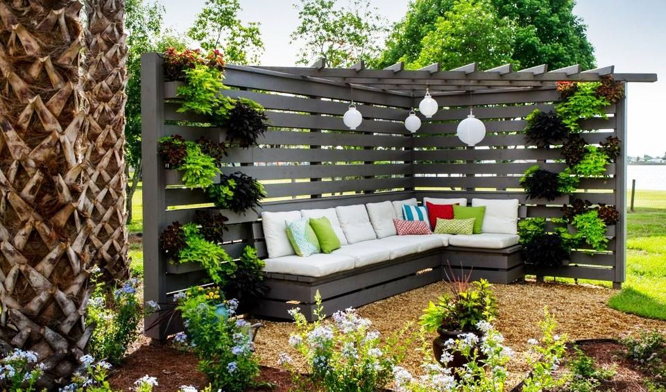 Privacy Fence Design for Backyard