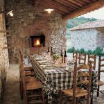 Rustic Italian Tuscan Style for Interior Decorations 1