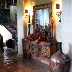Rustic Italian Tuscan Style for Interior Decorations 36