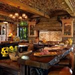 Rustic Italian Tuscan Style for Interior Decorations 48