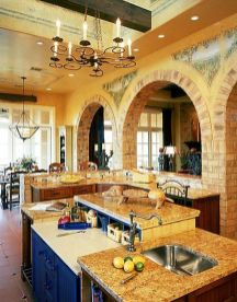 Rustic Italian Tuscan Style for Interior Decorations 54
