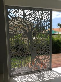 Stunning Privacy Screen Design for Your Home 28