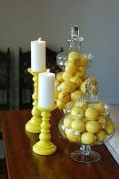 Spring Home Table Decorations Center Pieces 52