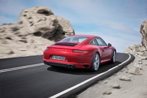 2017 Porsche Carrera