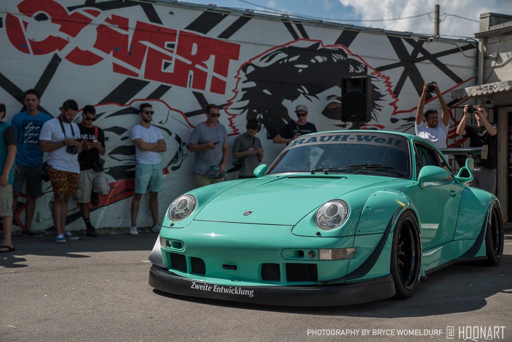 Kei Kishi Porsche 993