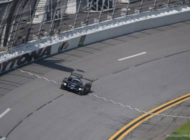 No.10 Cadillac Celebrates Hard Fought Finish At Rolex 24