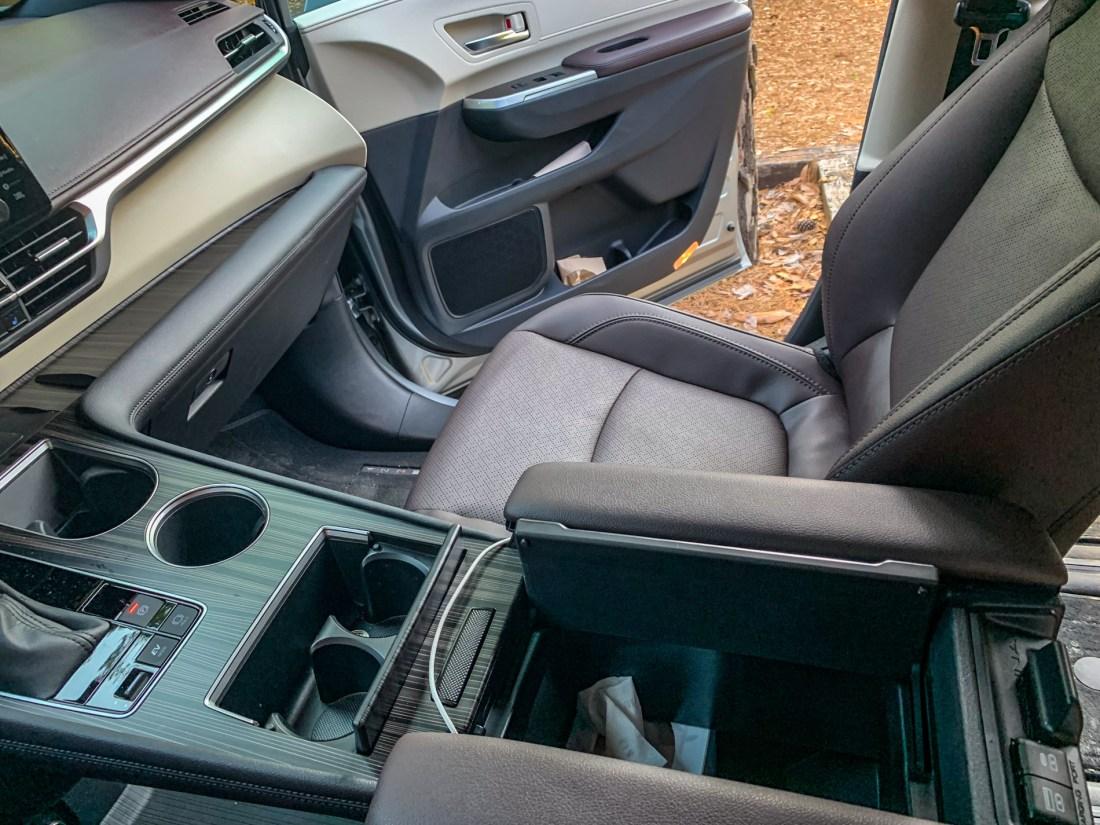 2021 Toyota Sienna Hybrid Platinum AWD