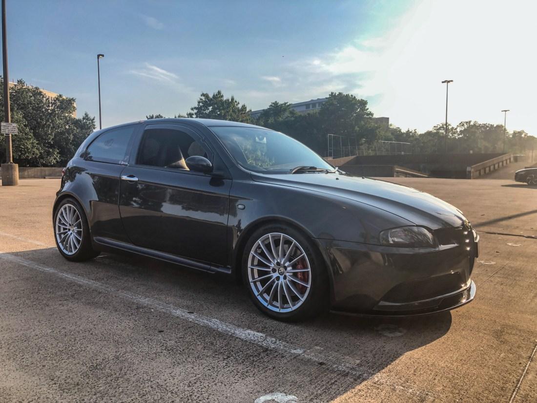 2005 Alfa Romeo 147 GTA