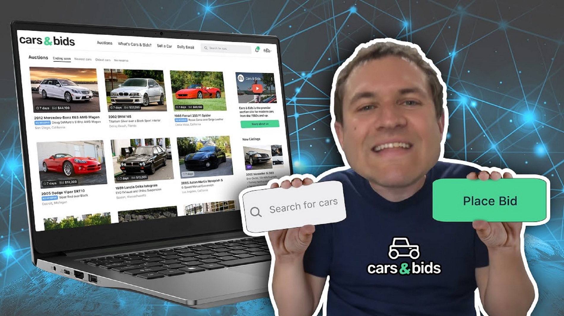 Cars & Bids is Now Free for Sellers