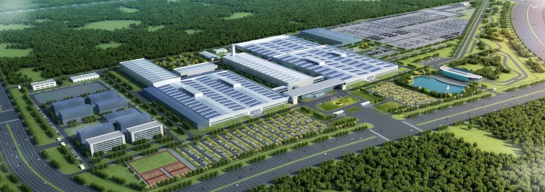 lotus technology plant