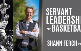 Servant leadership in basketball