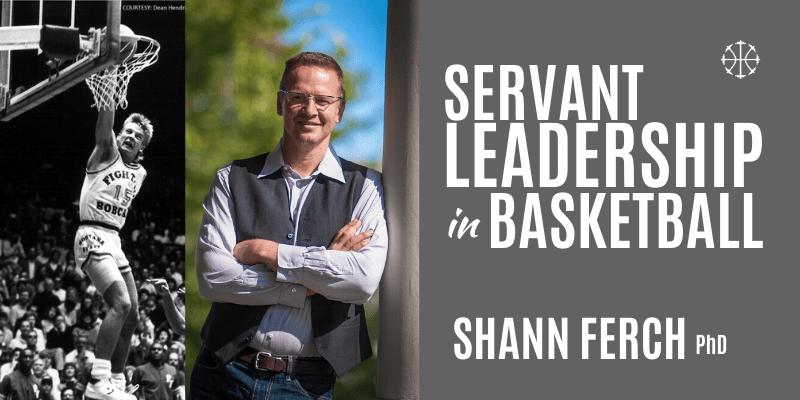 Servant leadership in basketball