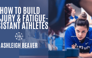 fatigue resistant athletes