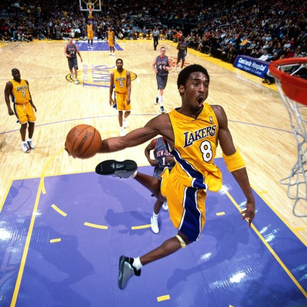 Image result for kobe bryant dunk