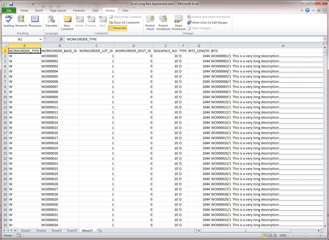 Ms Query Teases You Excel Will Not Display Text