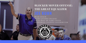 Blocker Mover Offense, The Great Equalizer:  The Basics of Blocker Mover