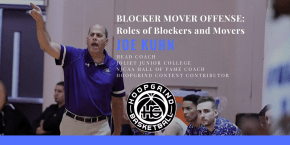 Blocker Mover Offense, The Great Equalizer:  Roles of Blockers and Movers