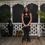 hoop trick