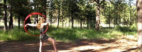 "Hula Hoop Dance Video: ""I Will Survive"""