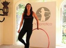 hula hoop trick