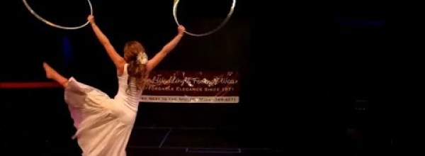 "Hula Hoop Dance Video: ""Leave My Body"""