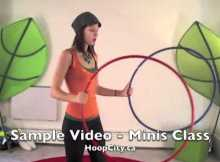 3 beat weave hula hoop tricks