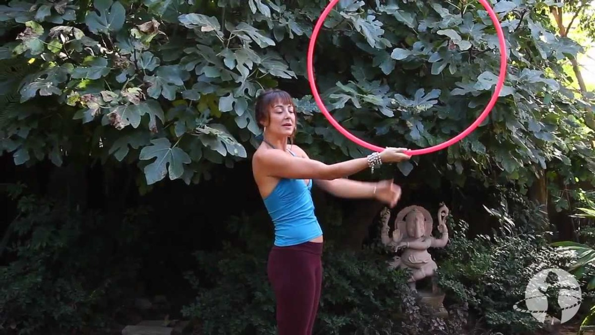 "Hula Hoop Tricks: ""Direction Changes"""