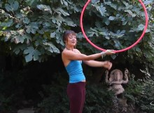 shakti sunfire hula hoop tricks direction changes