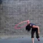 wedgie hula hoop tricks