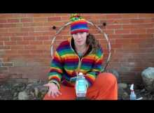 fire hooping rainbow michael how to hula hoop