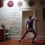 katie emmitt isolations hula hoop tricks