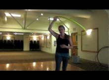 hula hoop tricks hand hooping tutorial