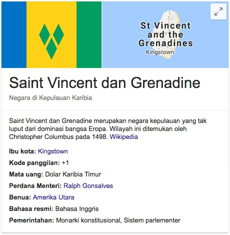 Saint Vincent dan Grenadine
