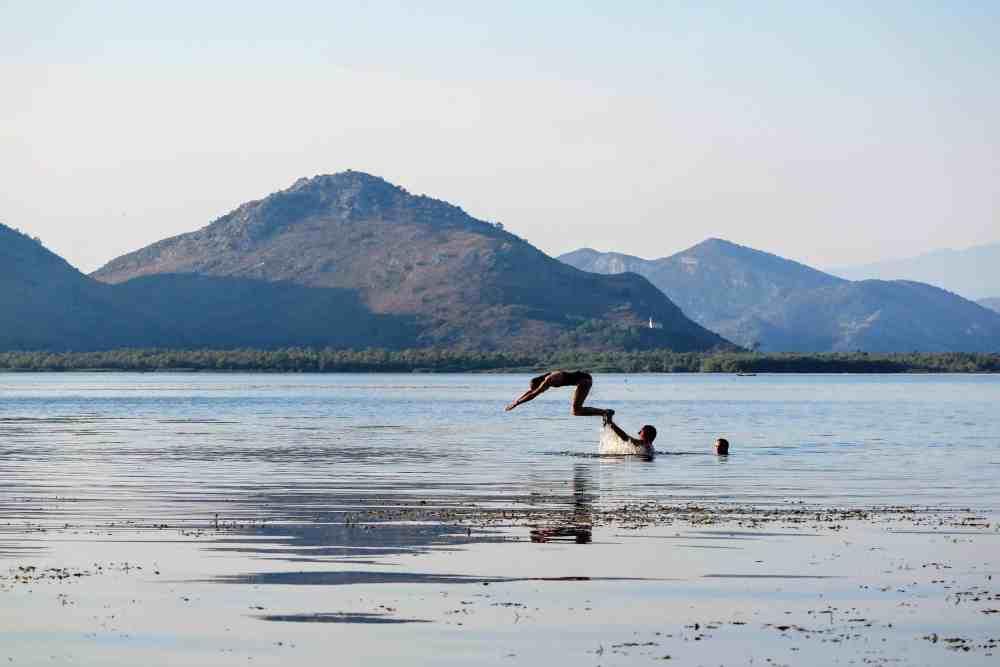 Skadar Lake NP explore the lake