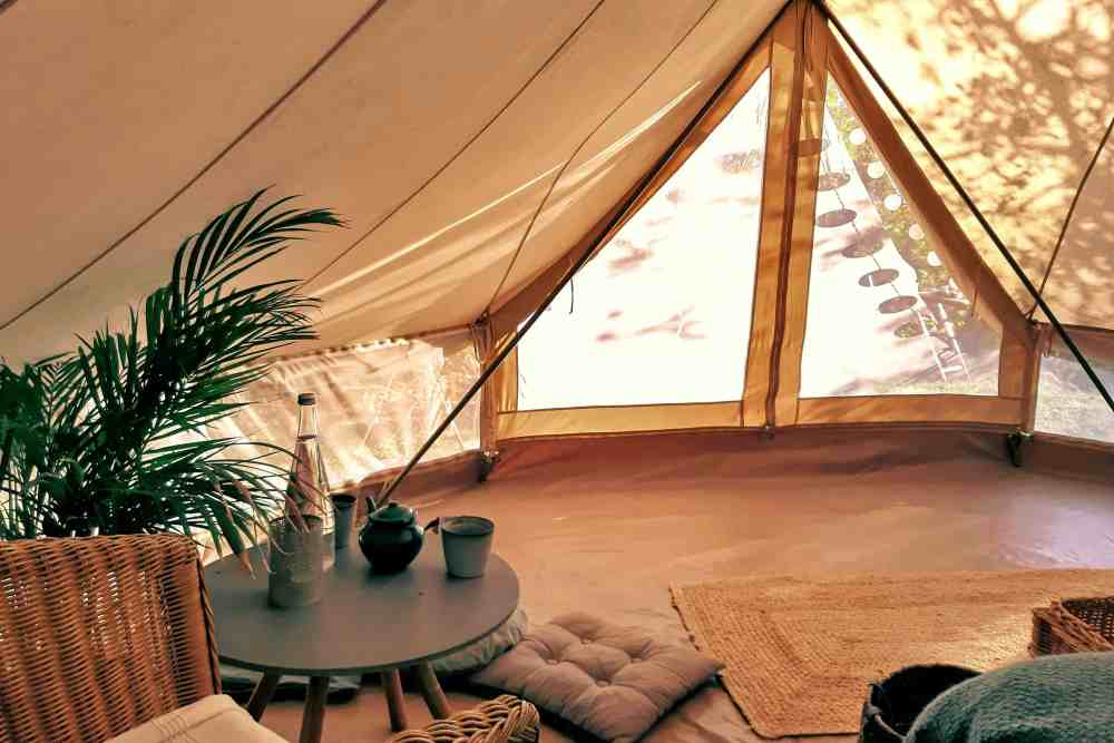 tvn style recommends hoopoe glamping montenegro | Skadar Lake
