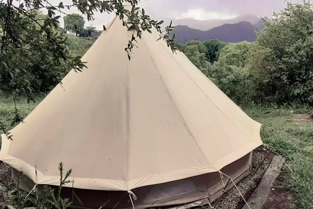 Hoopoe Glamping and Adventures