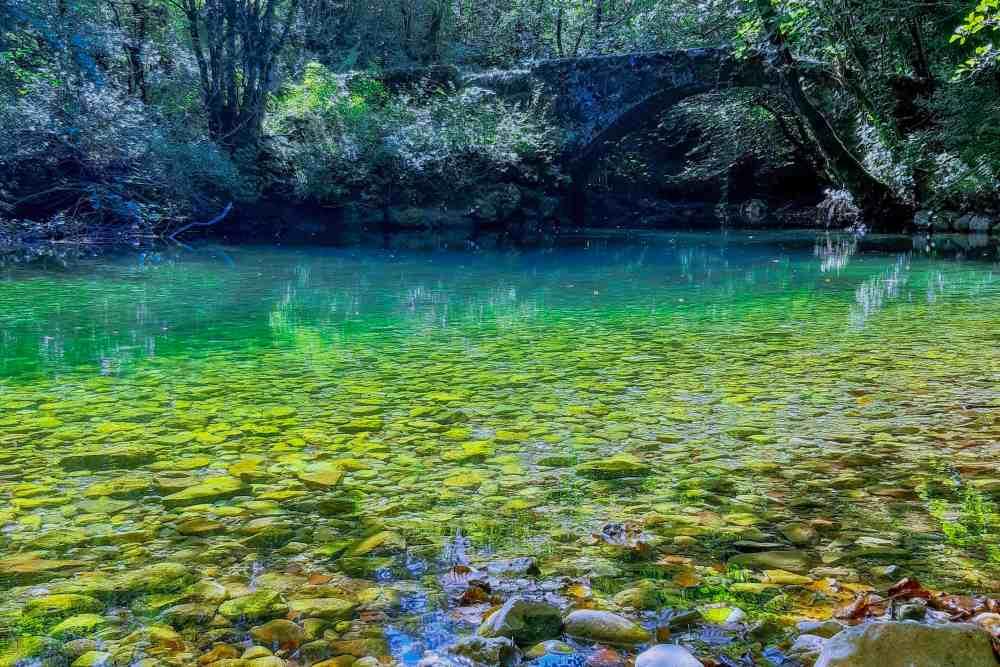 Orahovo walnut valley hike into hidden gems