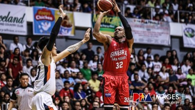 Photo of Justin Brownlee overtakes Lamont Strothers as PBA import with most three-pointers